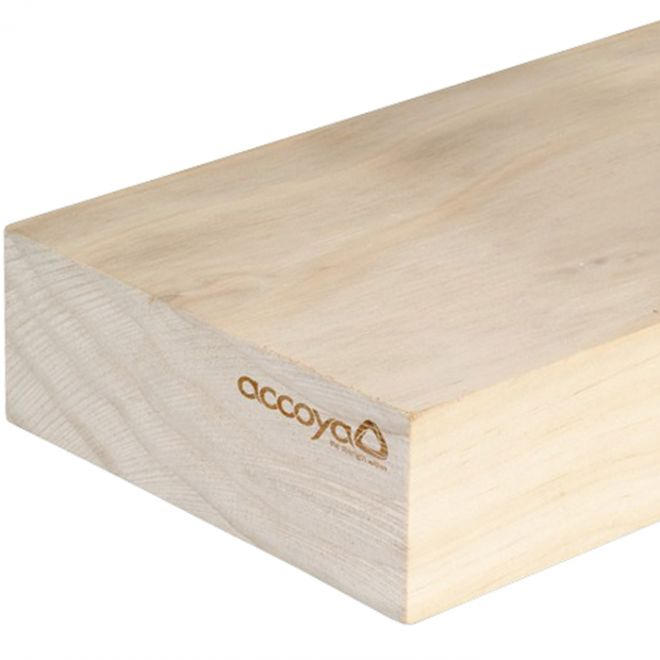 ACCOYA Holz der Zukunft |